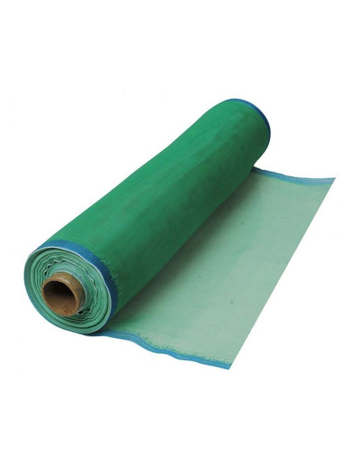 Tela para mosquitero plástico verd 1.50x30m en bobina